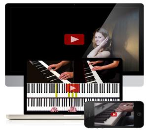 Elize vd Berg lessen piano