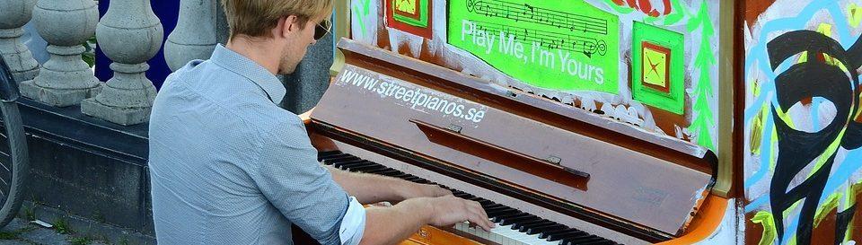 piano voor beginners