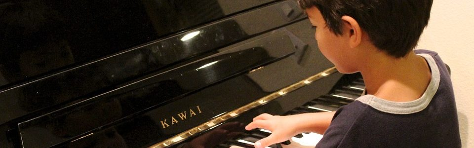pianoles voor kinderen