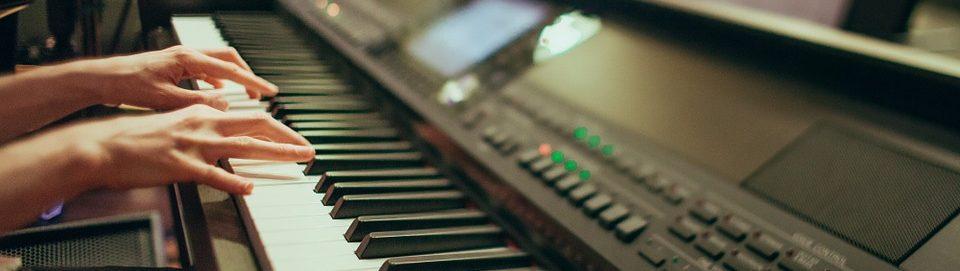 leren keyboard spelen