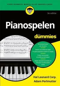 pianospelen voor dummies cover