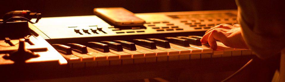 akkoorden keyboard leren