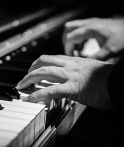 improviseren op de piano