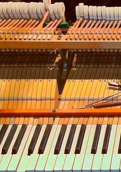 piano schoonmaken