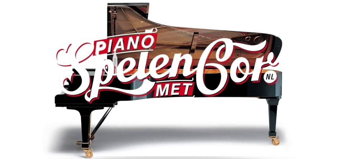 piano spelen met cor bakker