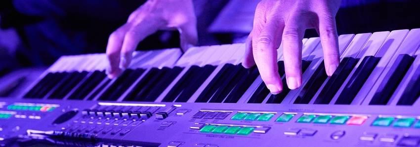 keyboard toetsen