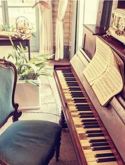 piano huiskamer