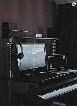 muziek computer
