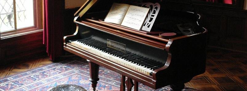 piano bladmuziek