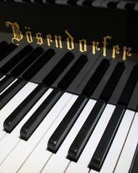 Bösendorfer piano