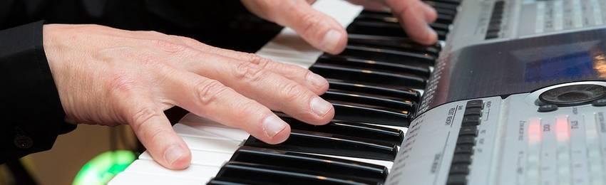 keyboard handen