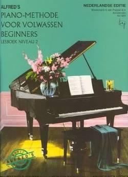 Alfred's piano methode lesboek 2