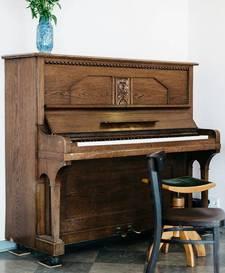 gewicht piano