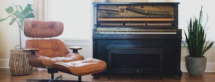 stoel piano