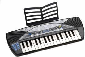 Een bontempi keyboard