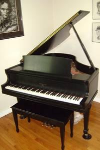 Een piano vervoeren