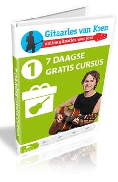 gratis online gitaarles