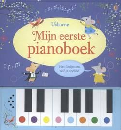 De cover van mijn eerste pianoboek van Rachel Stubbs