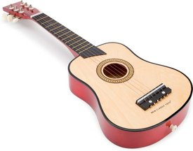 New Classic Toys gitaar in standaard kleuren