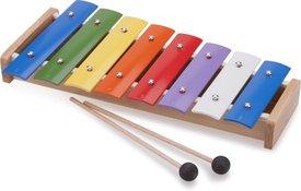 New Classic Toys xylofoon in allerlei kleuren