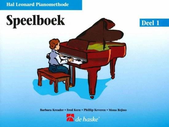 hal leonard pianomethode voor kinderen