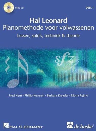 hal leonard pianomethode voor volwassenen