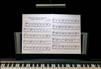 piano lesboek