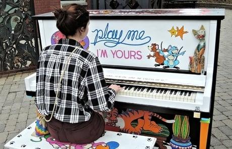 pianoles Eindhoven
