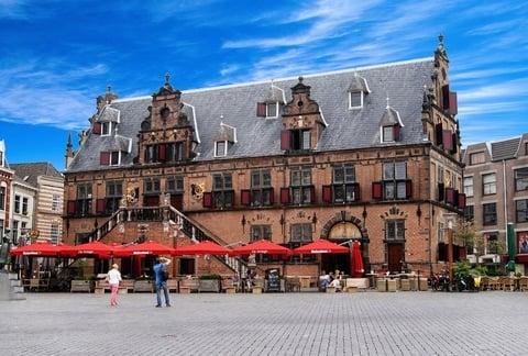 stadhuis van Nijmegen