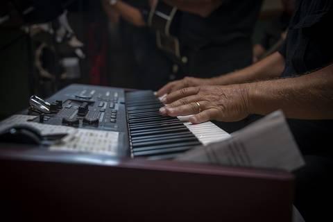 keyboardles Apeldoorn