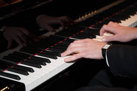 pianoles Leiden