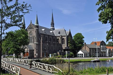 Sint-Josephkerk in Alkmaar