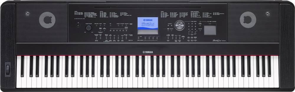 Yamaha DGX 660 review