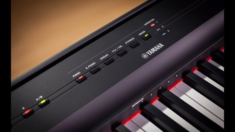 Yamaha P 125 prijs