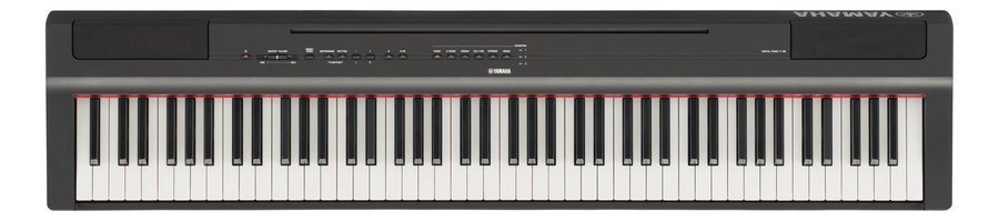 Yamaha p 125 review