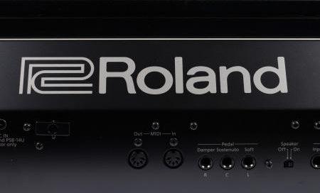 Roland FP 90 BK