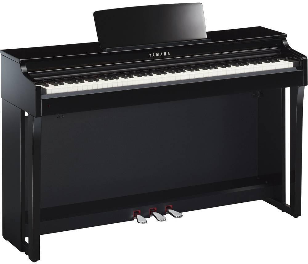 Yamaha CLP 625 review