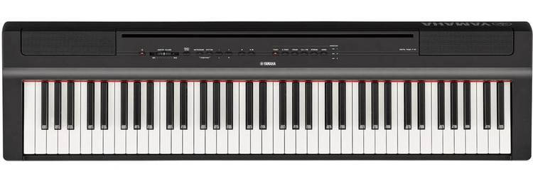 Yamaha P 121 review
